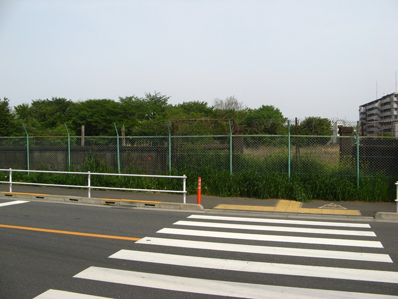 写真33 航空支廠の門?
